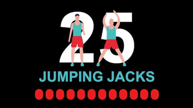 Getting started with 7Min workout