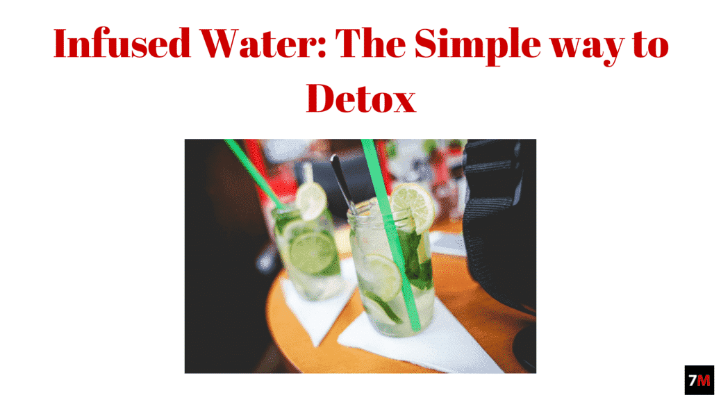 Infused Water: The Simple Way to Detox for New Years