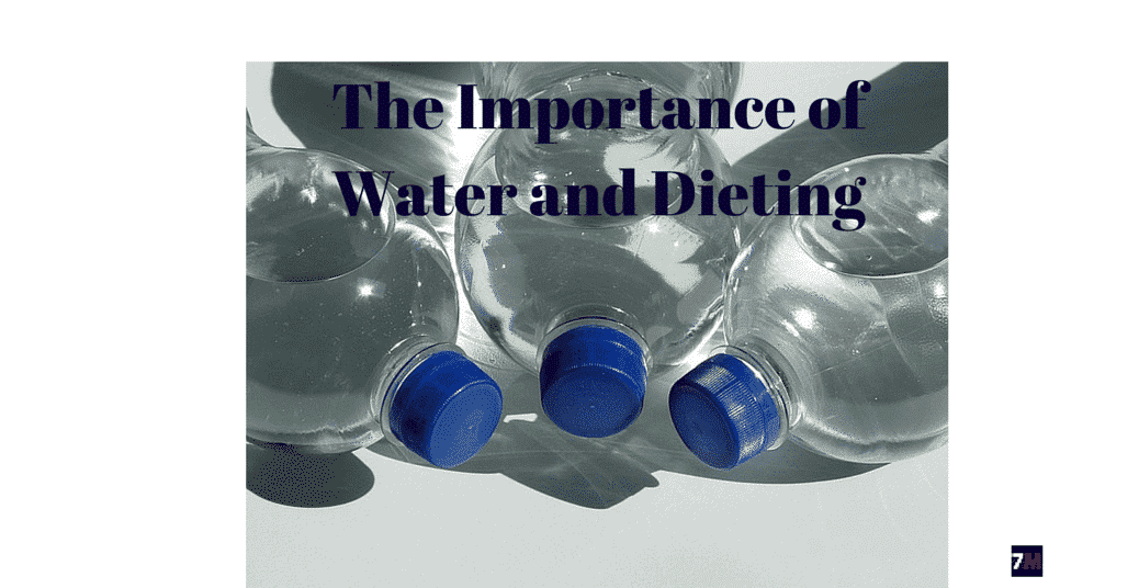 The Importance of Water and Dieting