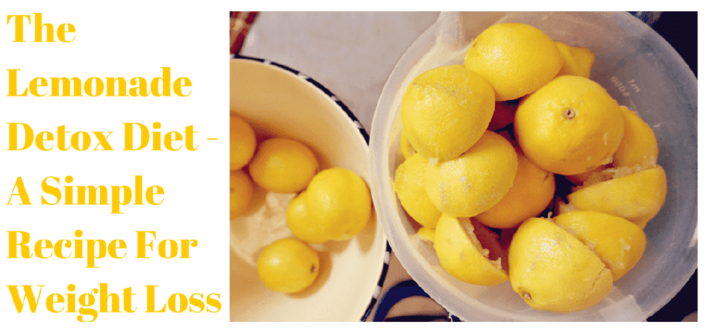 Master Cleanse - Lemonade Water Detox Diet- Effective Recipe For Weightloss 1