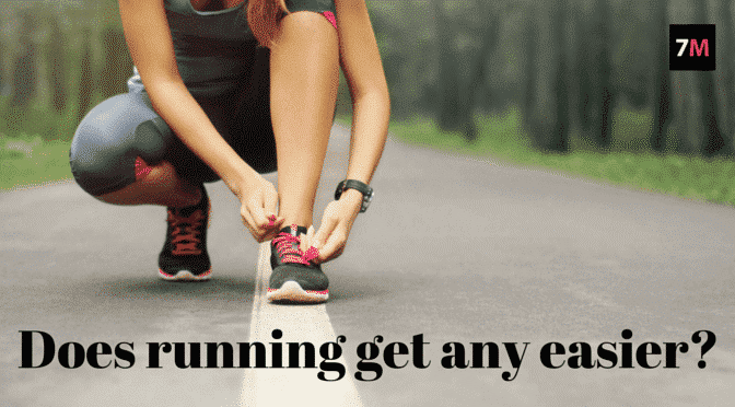 Does running get any easier?