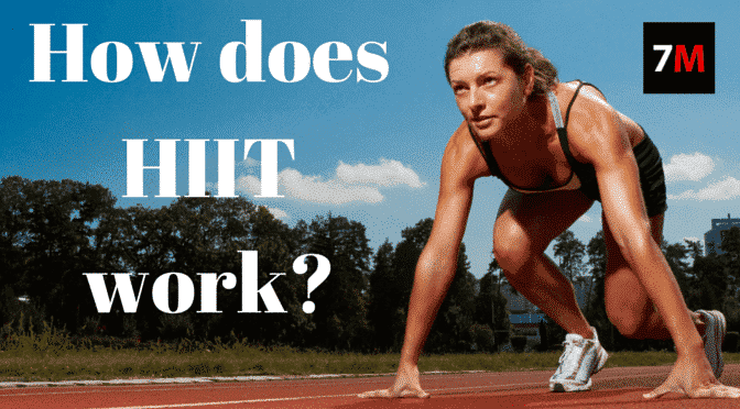 How does HIIT (High Intensity Interval Training) work?