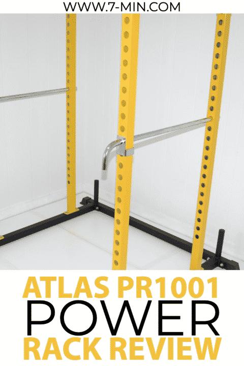 Atlas PR1001 Power Rack Review