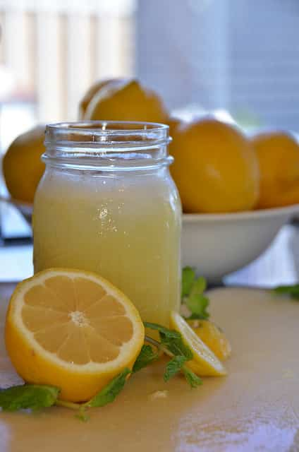 What to eat on Lemonade diet