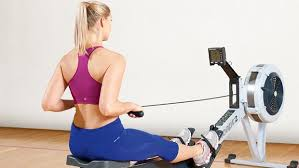 interval rowing machine workout