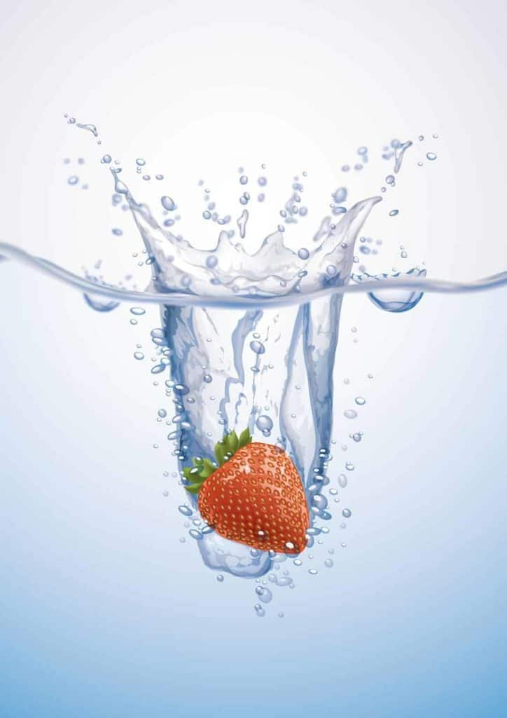 Strawberry Infused Multivitamin water