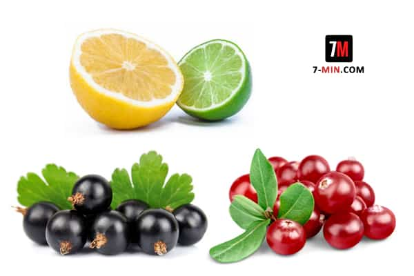 Berry Detox Water