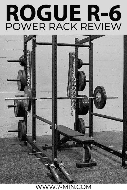Rogue R-6 Power Rack Review