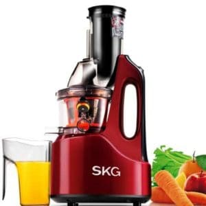 SKG New Generation Wide Chute Juicer Review 1