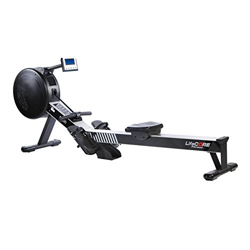 LifeCore R100 Rowing Machine Review 3