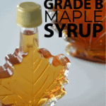 Grade A versus Grade B maple syrup - Are they really different?